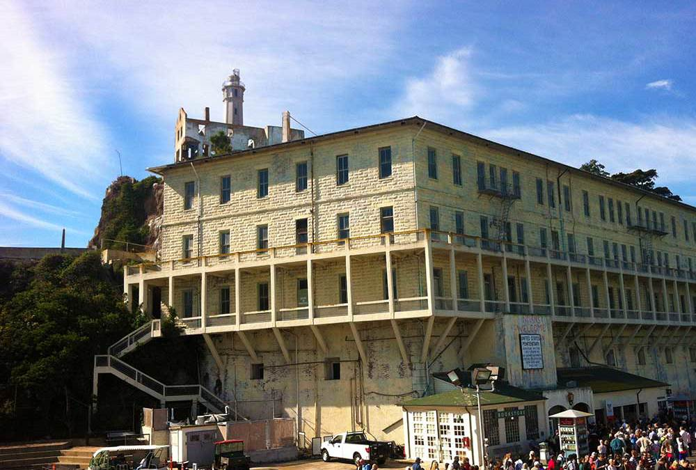Alcatraz : San Francisco, CA
