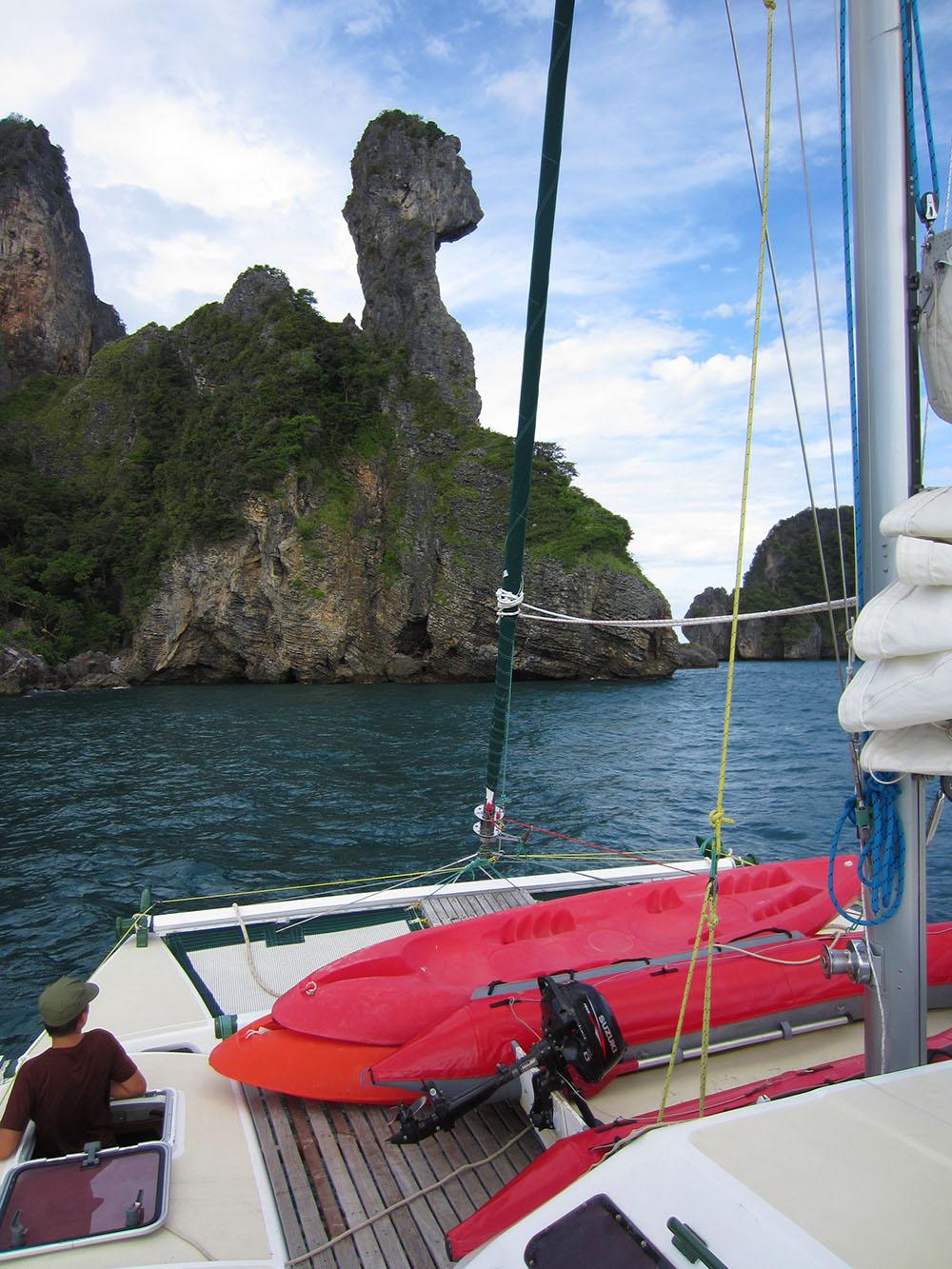 Koh Dam Khwan - Chicken Island