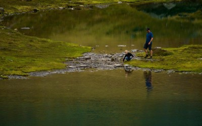 Summit Lake : Hatcher Pass, Alaska