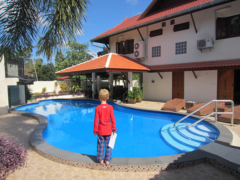 Brian's Villa : Koh Samui, Thailand